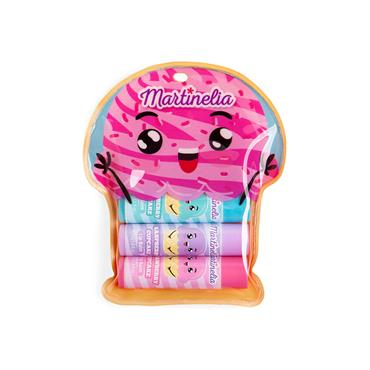 MARTINELIA 5 PIECE LIP BALM SET