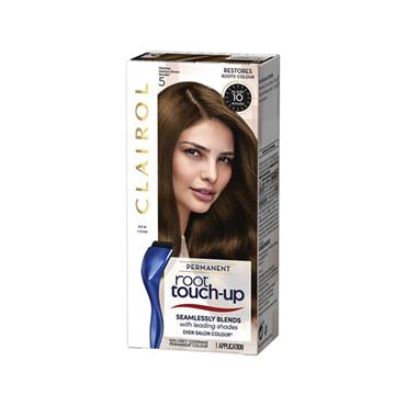 NICE N EASY ROOT TOUCH UP 5 MEDIUM BROWN HAIR DYE