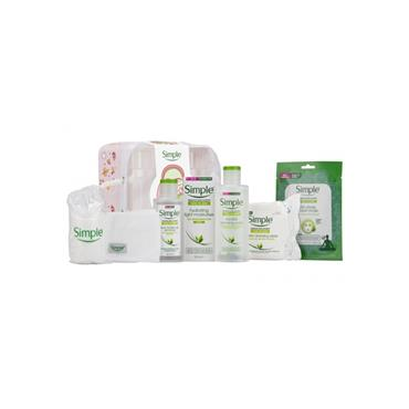 SIMPLE SKIN PAMPER BASKET SET