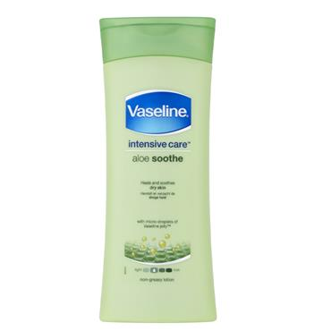 INTENSIVE CARE ALOE SOOTH LOTION 400ML