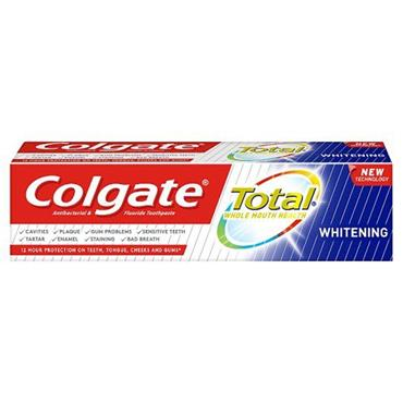 TOTAL WHITENING TOOTHPASTE