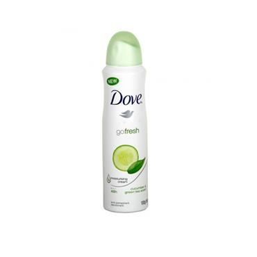 DOVE GO FRESH CUCUMBER & GREEN TEA SPRAY