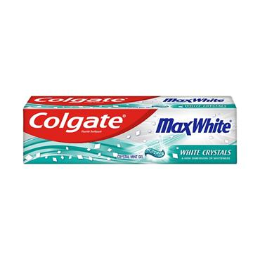 COLGATE MAX WHITE CRYSTALS TOOTHPASTE