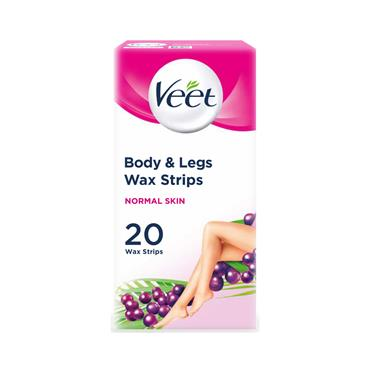 WAX STRIPS NATURAL