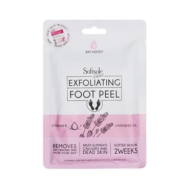 SOFTSOLE EXPRESS FOOT PEEL