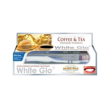 TOOTHPASTE COFFEE & TEA DRINKERS FORMULA