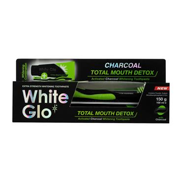 TOTAL MOUTH DETOX TOOTHPASTE