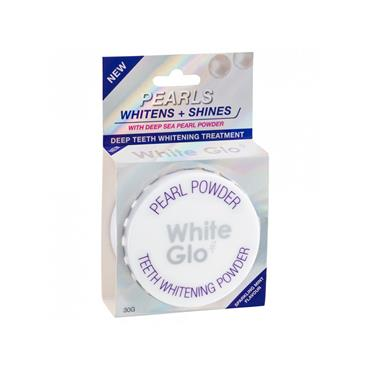 WHITEGLOW PEARL TEETH WHITENING POWDER