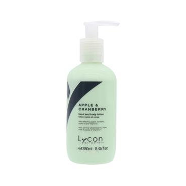 LYCON HAND & BODY LOTION APPLE