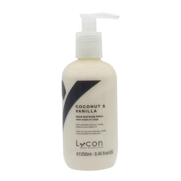 COCONUT & VANILLA HAND & BODY LOTION