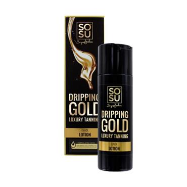 DRIPPING GOLD Tan Lotion