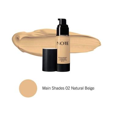 DETOX AND PROTECT FOUNDATION