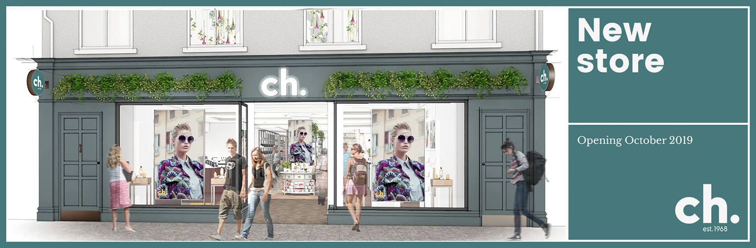 New CH Tralee store opening October 2019
