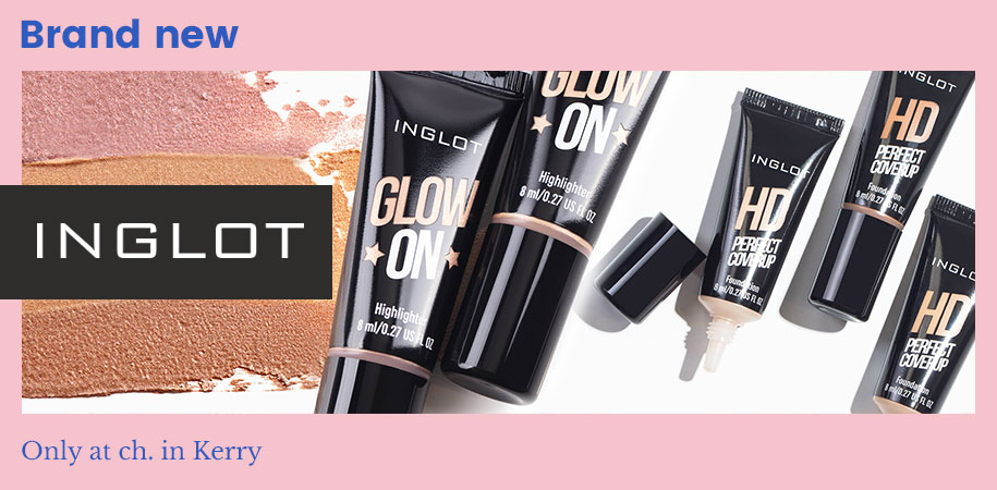 Inglot Brand new and only at ch. in Kerry