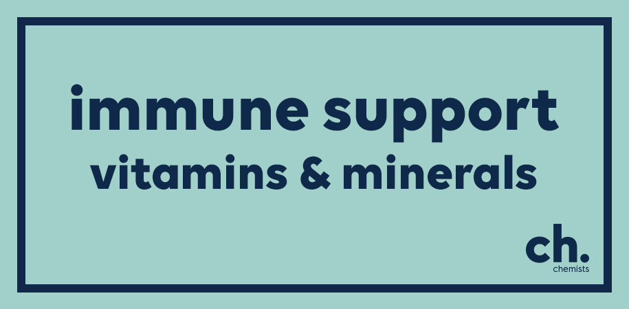 Vitmains & Minerals