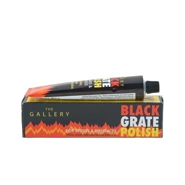 Black Grate Polish (tube) 75ml