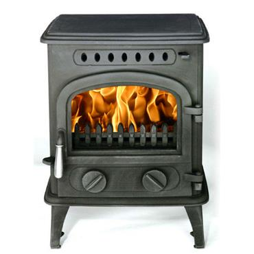 Clips and Screws for Freestanding Stoves