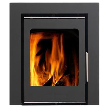 Firewarm 6Kw Cassette Glass V2