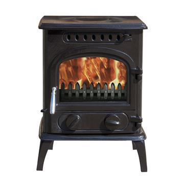Firewarm/San Remo 4Kw Glass