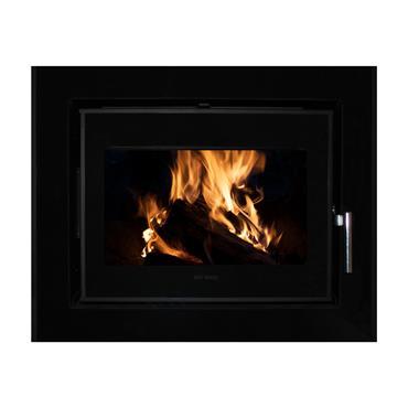 Firewarm 11Kw Cassette Door With Glass V2