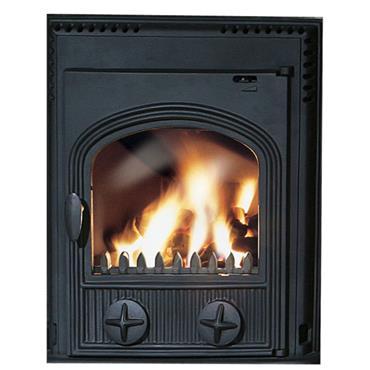 Firewarm/San Remo/TR 4Kw Insert Left Side Plate