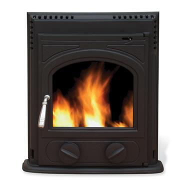 Firewarm/San Remo/TR 7Kw Insert Left Side Plate