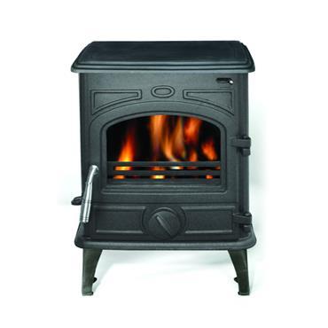 Firewarm/San Remo 4Kw Baffle Plate