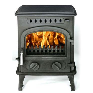 Firewarm/San Remo 30Kw Baffle Plate (old) - Straight