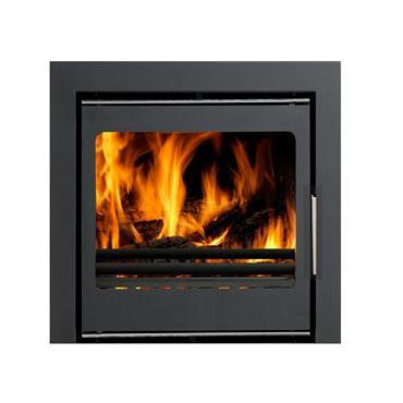 Vitae/Firewarm 9Kw Cassette Lower Baffle (Metal Only) V2