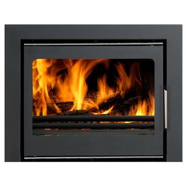 Vitae/Firewarm 11Kw Cassette Lower Baffle (Metal Only) V2