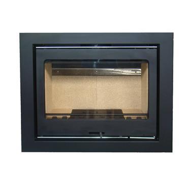 Vitae/Firewarm 11Kw Cassette Upper Baffle Plate V1