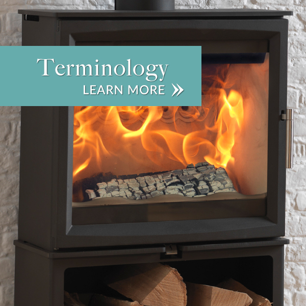 Stove terminology and parts