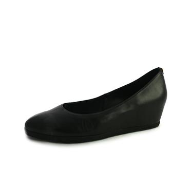NO18 HOGL - BLACK LOW WEDGE - BLACK
