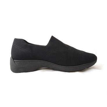 22 ARA STRETCH SHOE - Size 4.5 - BLACK