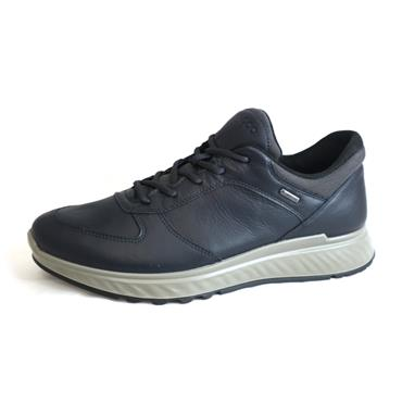 No17/17A  ECCO - EXOSTRIDE M BLACK - NAVY
