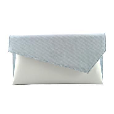 NO1 CLUTCH BLUE BAG - BLUE