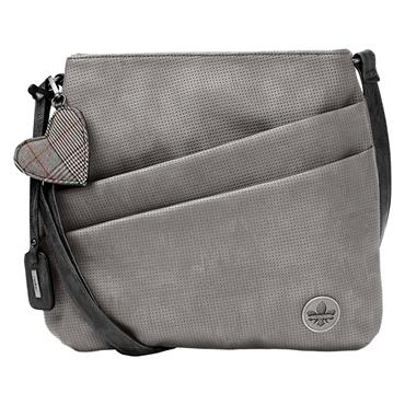 10 RIEKER SUNSQUARE GREY BAG - GREY