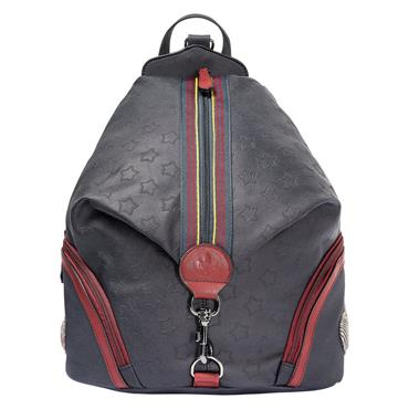 2 RIEKER FINO NAVY/RED BAG - NAVY