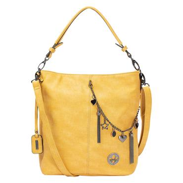 4 RIEKER CASSIA BAG - YELLOW
