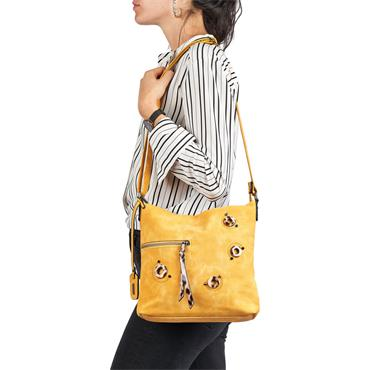 6 REMONTE SUNSQUARE BAG - YELLOW