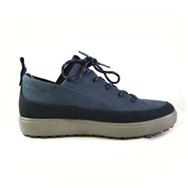 42 E ECCO MARINE WALKING SHOE - NAVY