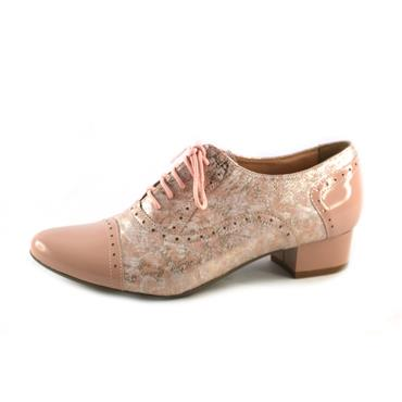 NO7 ARKA - PINK BROGUE - PINK