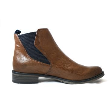 19 MT - HIGH CHELSEA BOOT - BROWN