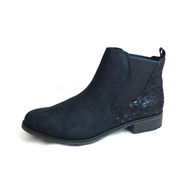 24A MT - DKNAVY CHELSEA BOOT - NAVY