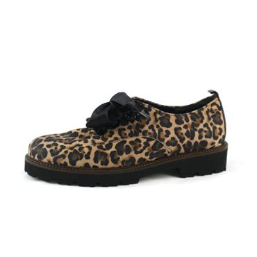 No9 GABOR LACED SHOE - PRINT