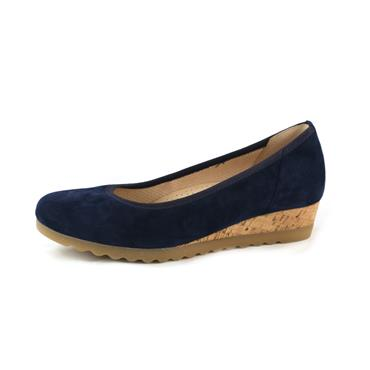 NO54 GABOR BLUE PUMP - BLUE