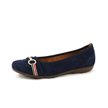NO19 GABOR BLUETTE KOMBI PUMP - NAVY