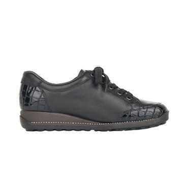 84 RIEKER BLACK TRAINER - BLACK