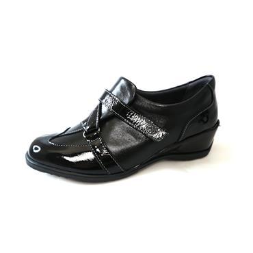 9 SUAVE CLUSTER BLACK VELCRO STRAP - BLACK