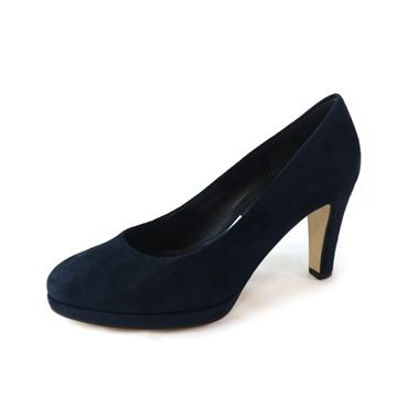 52A GABOR HIGH HEEL COURT - NAVY